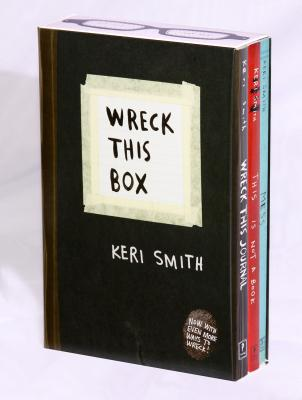Wreck This Box Boxed Set By Smith, Keri